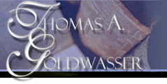 Thomas A. Goldwasser Rare Books