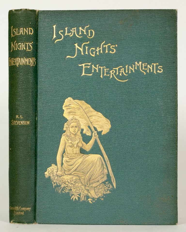 Island Nights' Entertainments. R. L. Stevenson.