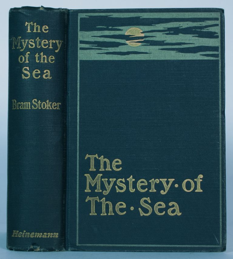 The Mystery of the Sea. Bram Stoker.