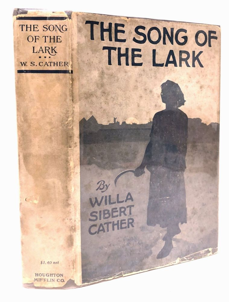 The Song of the Lark. Willa Cather.