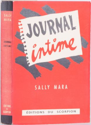 Journal Intime. Raymond Queneau, pseudonym Sally Mara
