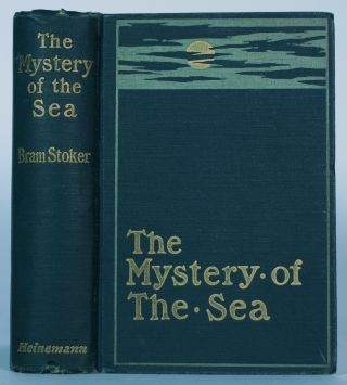 The Mystery of the Sea. Bram Stoker