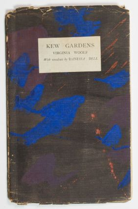Kew Gardens. Virginia Woolf
