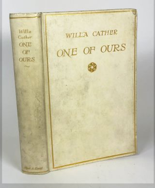 One of Ours. Willa Cather